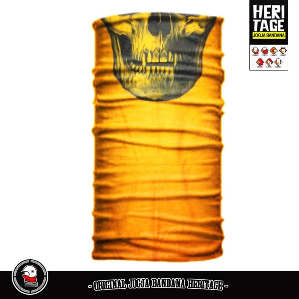 Pencari Harga Buff Bandana Masker Serbaguna Elastis Tanpa Sambungan Seamless Limited Edition