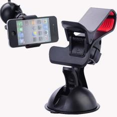 Car Universal Holder /  Penjepit HP Gadget Di Mobile Rotation 360 Derajat