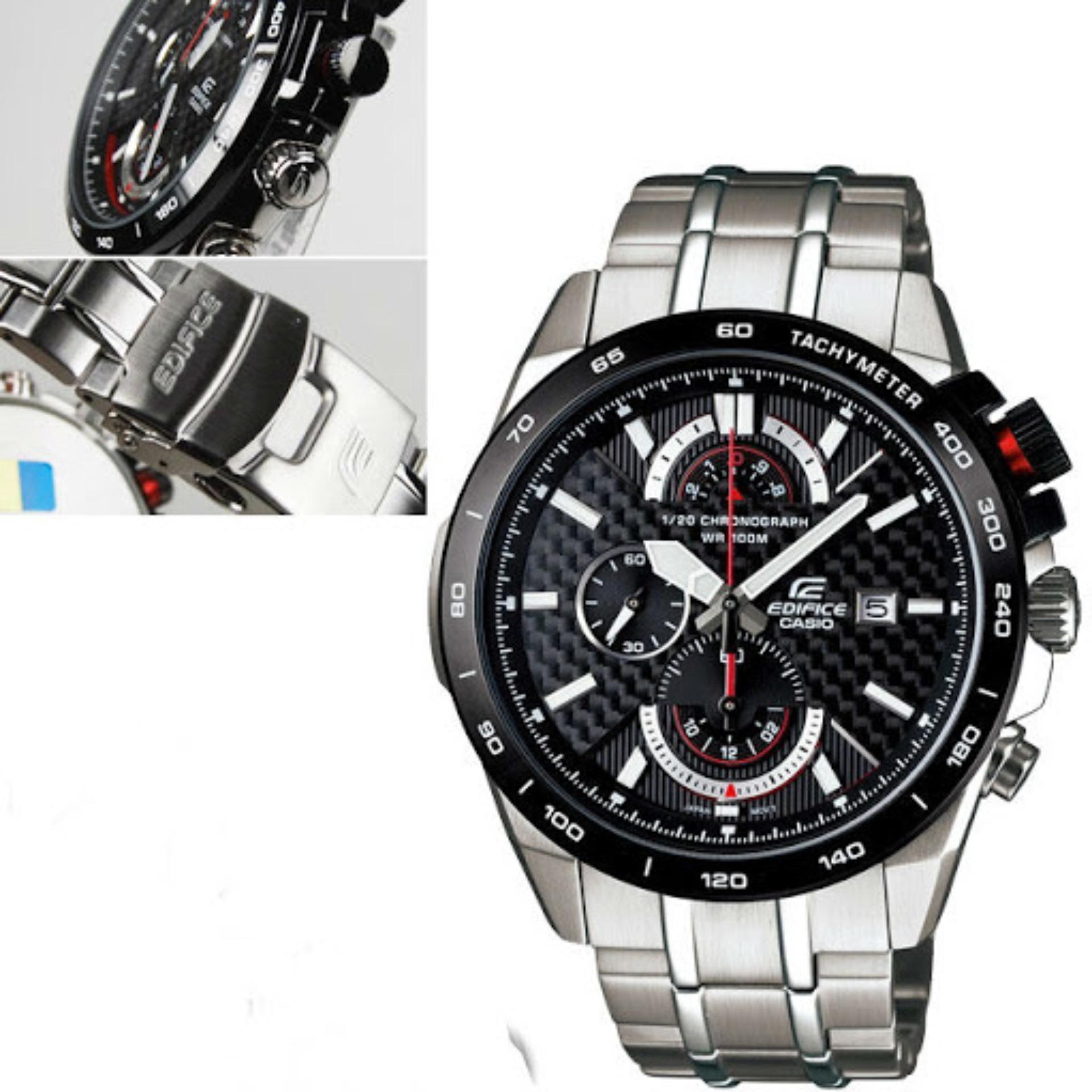 Casio edifice EF-520 SP jam tangan pria .
