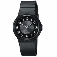 Casio Europe MQ-24-1B3LLEF - Jam Tangan Pria - Strap Resin - Black    - LM
