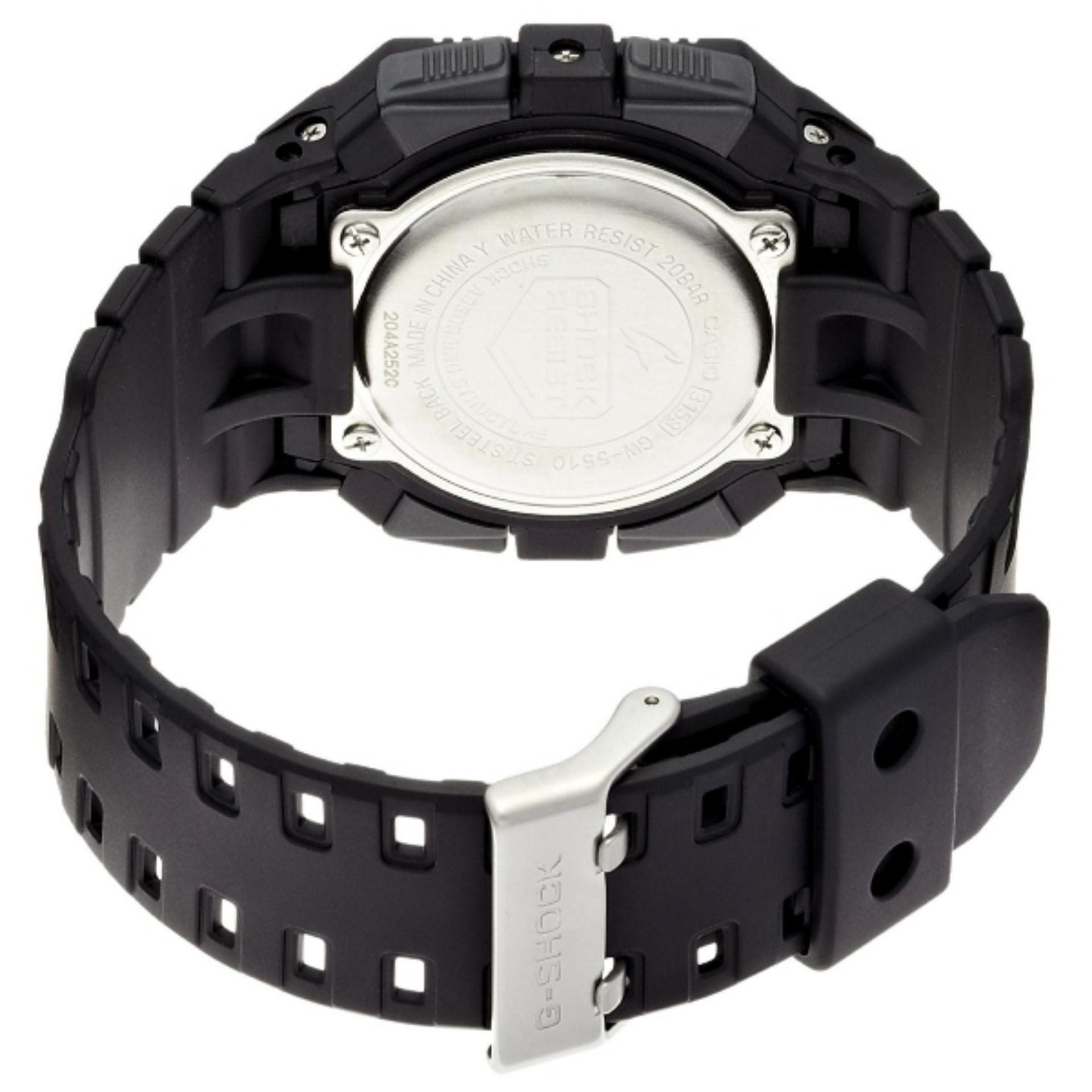 Casio Watch G Shock Multiband 6 Radio Tough Solar Gw M Jam Tangan Pria 9400 1d Rangeman Original 5510 1jf Controlled