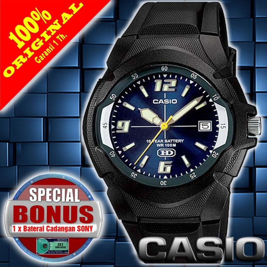 ... Black Source · Casio Original Lw200 2av Jam Tangan Wanita Rubber Strap Biru Tua Source Harga CASIO MW600F