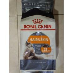 Cat Food Royal Canin Hair & Skin 2 Kg
