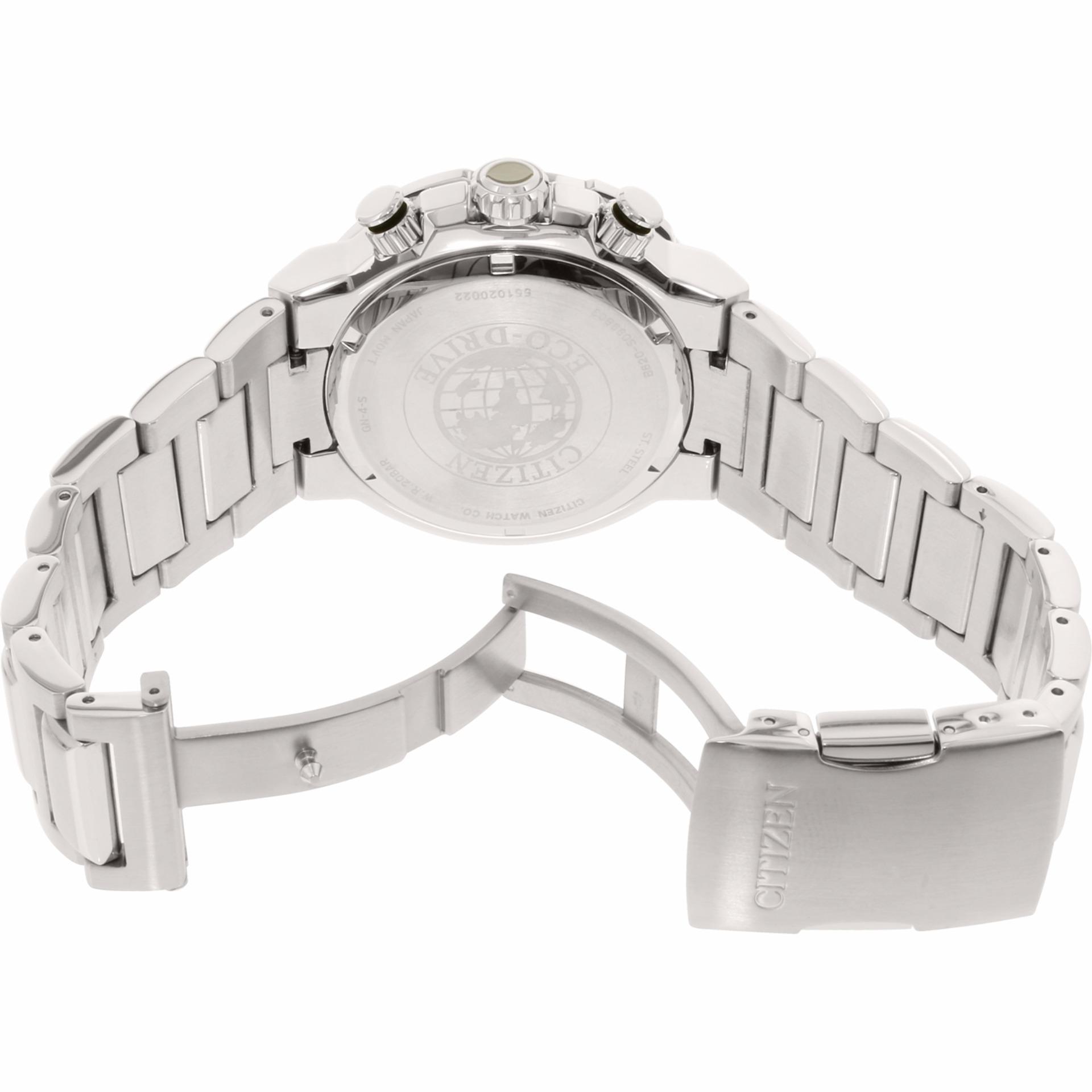 Seiko Chronograph Jam Tangan Pria Silver Stainless Steel 715s 2 Mens Skz285k1 Skz285 Black Automatic Home Page 4