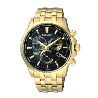 Citizen Men's Gold Stainless-Steel Watch BL8142-84E(Multicolor) intl