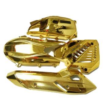 Harga Cover Set Vario 150 125led Warna Gold Online Review Tokosear