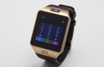 Crazy 8 Smartwatch DZ09 Harga Gila - Gold - 2