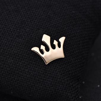 Lantingshijia jas cardigan sweater pin bros. Source · Dimana Beli Crown Retro Mini Kecil Kerah