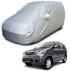 Custom Sarung Mobil Body Cover Penutup Mobil Avanza Fit On Car
