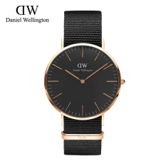 Daniel Wellington Classic Black Cornwall 40mm