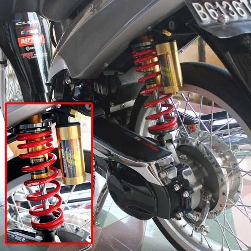Daytona Sok - Shock - Shockbreaker Tabung Atas NVX Vario FI 150 cc30 .