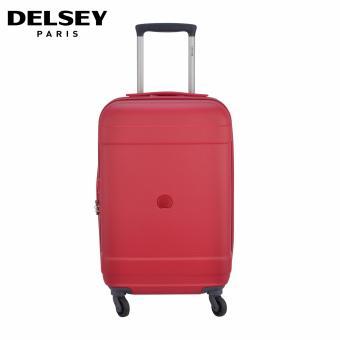 Delsey Linea Koper Soft Case 55 Cm Biru Gratis Pengiriman Jabodetabek Source Delsey .
