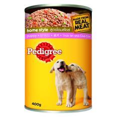 Dog Food / Makanan Anjing Pedigree Puppy 400 gram ( wet food  )
