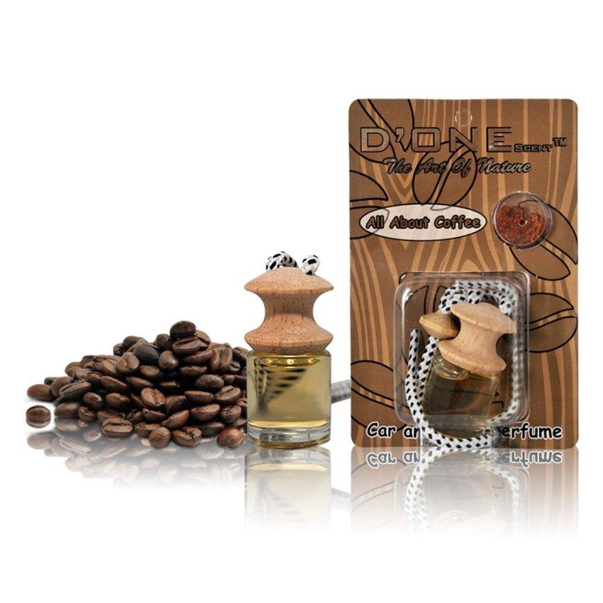 D'one Parfum Gantung Car & Homme Aroma Coffe