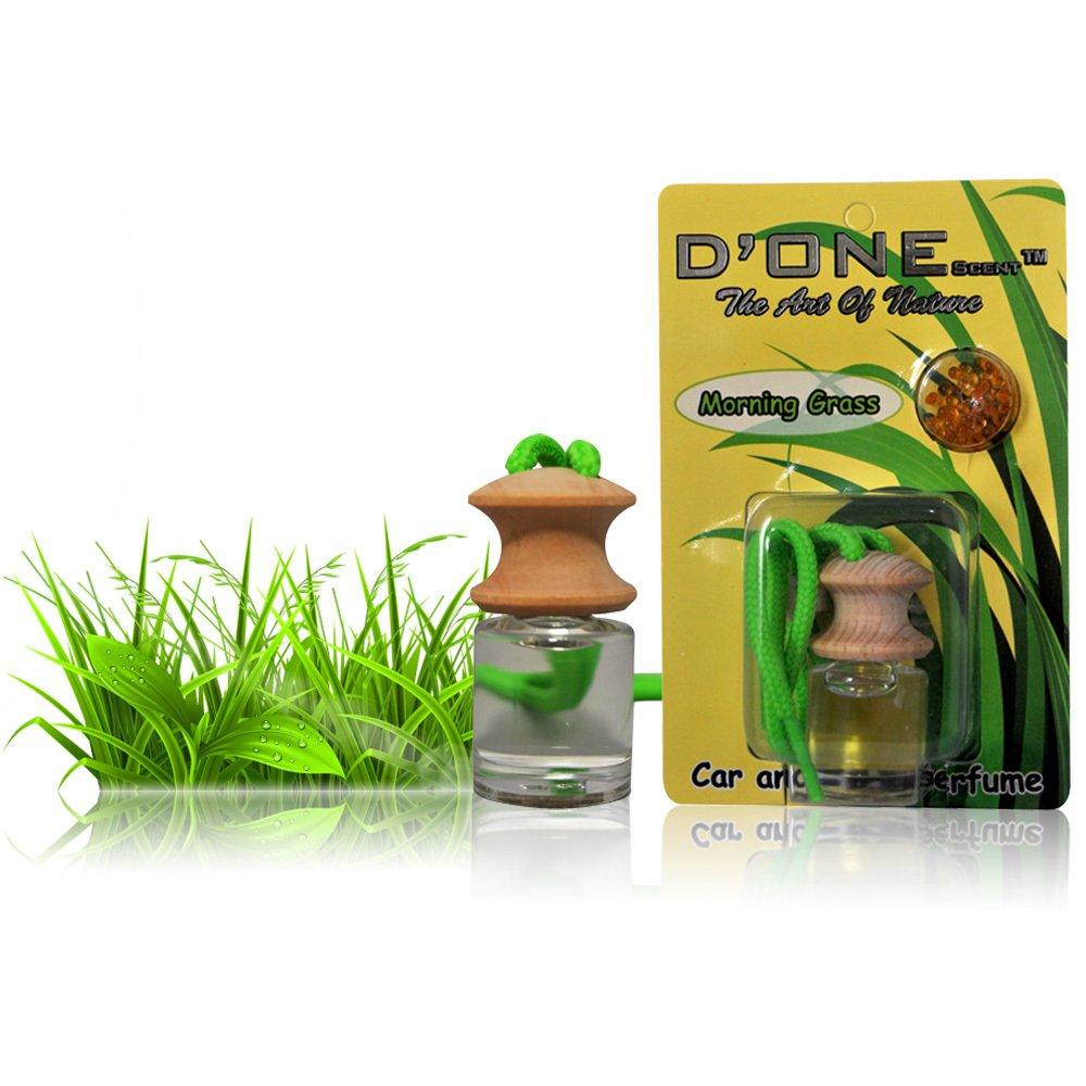 D'one Parfum Gantung Car & Homme Aroma Morning Grass