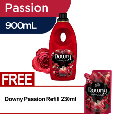 Downy Passion Bottle 900ml FREE Downy Passion Refill 230ml
