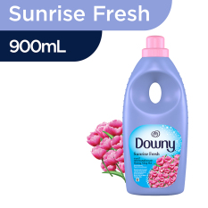 Downy Pelembut Pakaian Sunrise Fresh Bottle 900ml