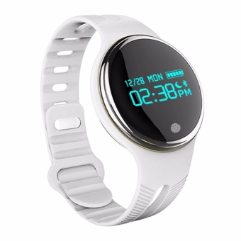 E07 Smart Watch android IOS IP67 Waterproof Bluetooth 4.0 SmartbandPedometer Sport Smartwatch Fitness Tracker - intl