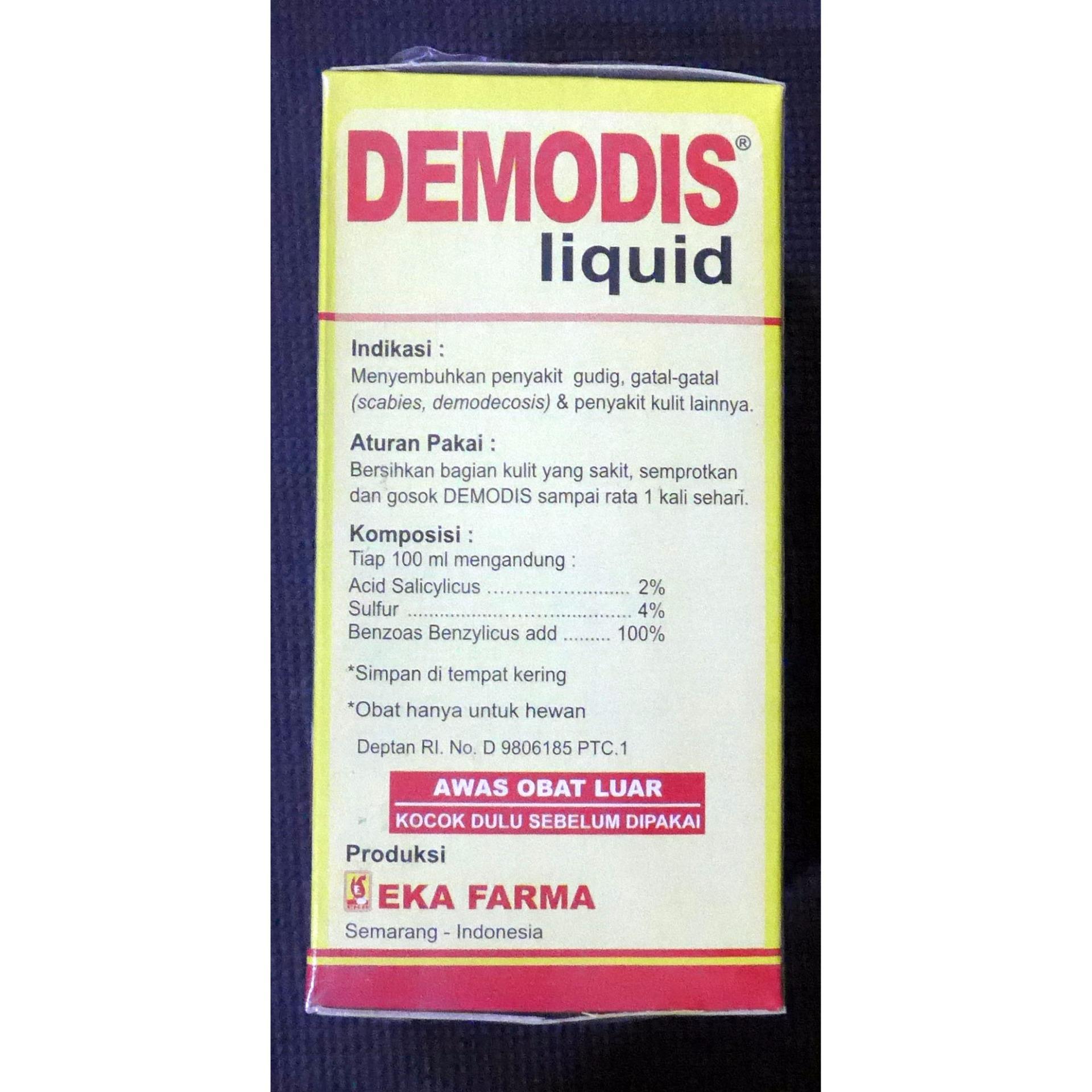 Ekafarma Demodis Liquid 100ml