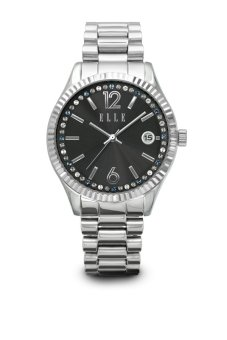 Elle Time EL20331B02C Silver Stainless Bracelet Women Watches