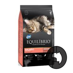 equilibrio 1.5 kg cat salmon flavor indoor