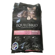 Equilibrio Fillhotes Kittens Cat Food 7,5kg