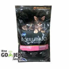 Equilibrio - Makanan Kucing Equilibrio Kitten Kemasan 7kg