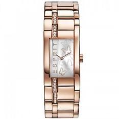 Esprit - Jam Tangan Wanita - Rosegold-Putih - Stainless Steel - ES108912002