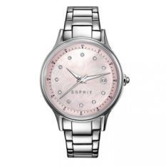 Esprit Jane Jam Tangan Wanita ES108622001 - Stainless Steel - Silver
