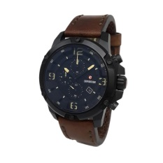 Expedition 6698MCLIPBA Jam Tangan Pria - Black
