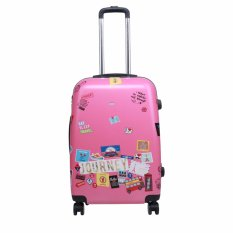 Exsport Trolley Bag Large - Pink