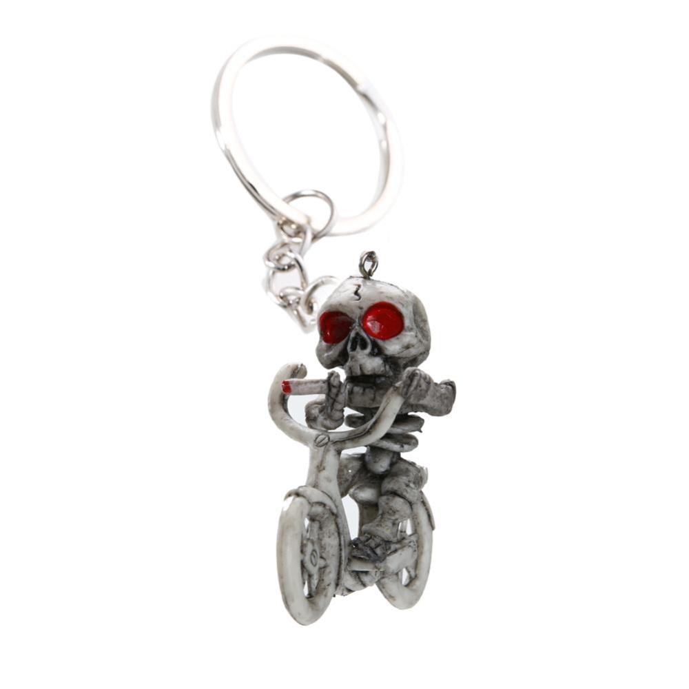 Fahion New ku Keychain Rubber otor Car Keychain Acceorie Gift - intl .