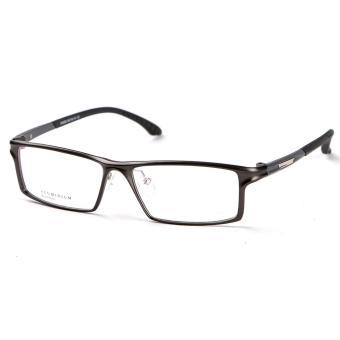 BELI SEKARANG Fashion Stallane Bingkai Kacamata Optik Frame Aluminium Alis Bisnis Penuh Merek Kacamata Tr90 Kacamata Untuk Pria Hitam Klik di sini !!!