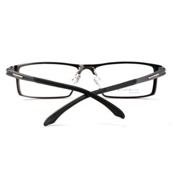 ... Fashion Stallane Bingkai Kacamata Optik Frame Aluminium Alis Bisnis Penuh Merek Kacamata Tr90 Kacamata Untuk Pria