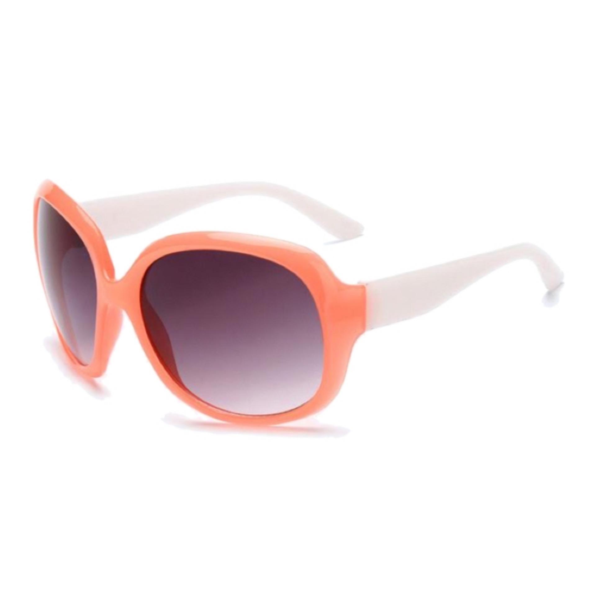 ... Fashion SunGlasses Style - Kacamata Wanita - Anti UV - Hitam - Clasic  Woman Glasses UV ... 53d26a7f53