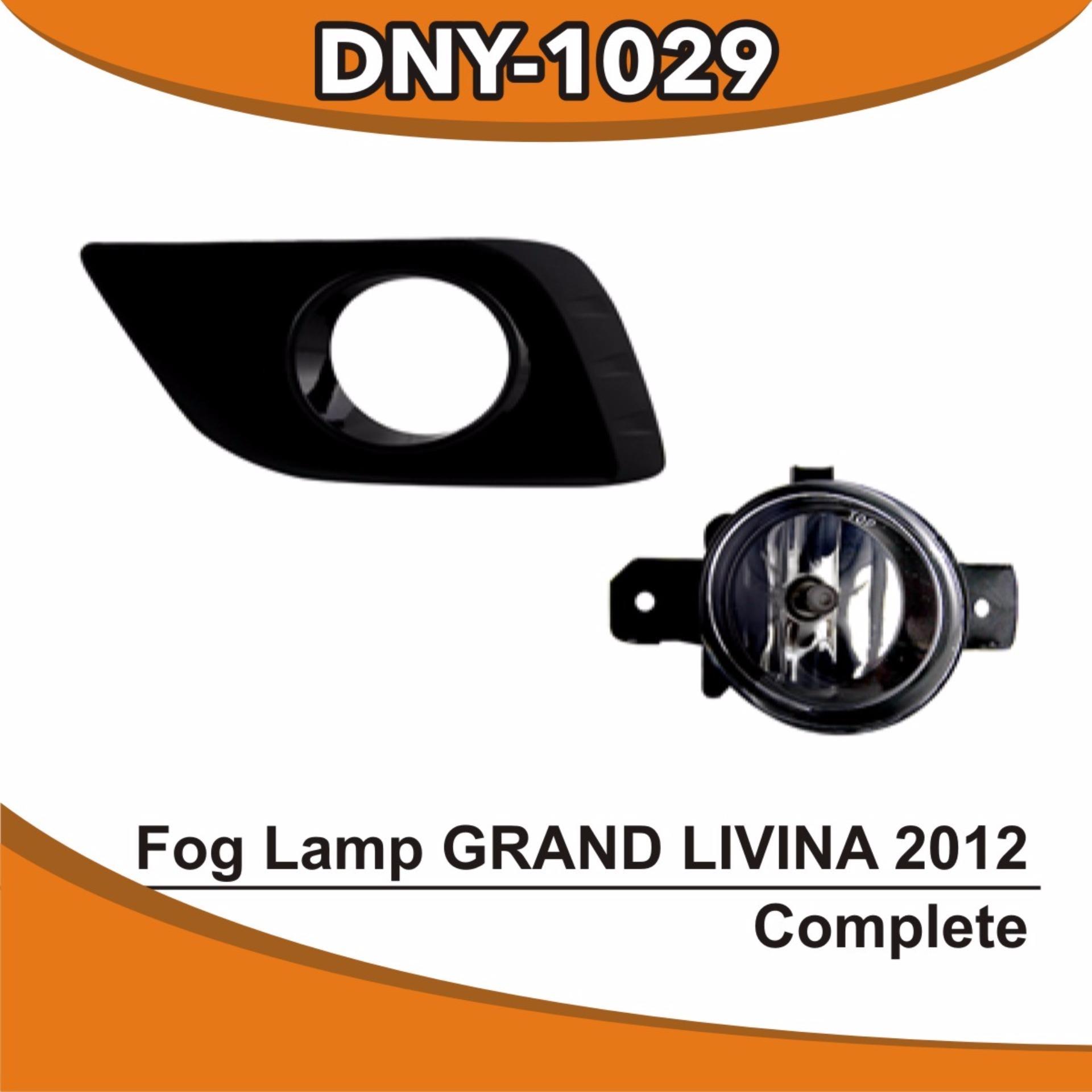Harga Baru Fog Lamp Grand Livina 2012 Complete Perbandingan Nissan Elgrand Karpet Mobil Comfort Deluxe 12mm Car Mat Full Set