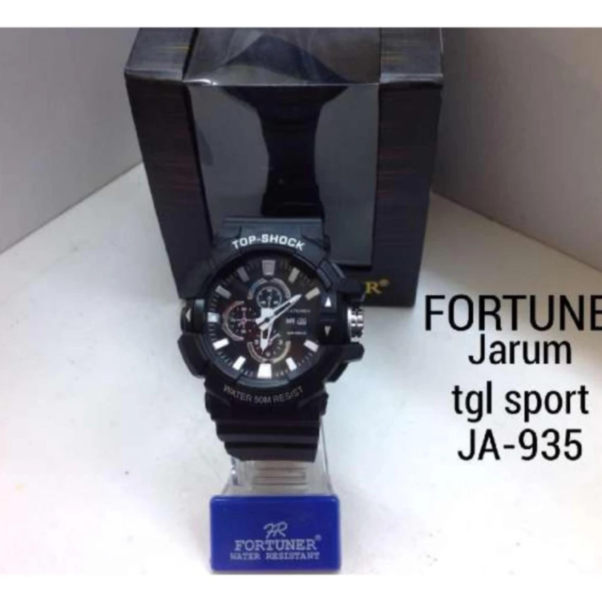 Fortuner Sport - FR JA-935 - Jam Tangan Sport Pria - Rubber - Waterresist