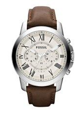 Fossil Fs 4735 White Jam Tangan Pria