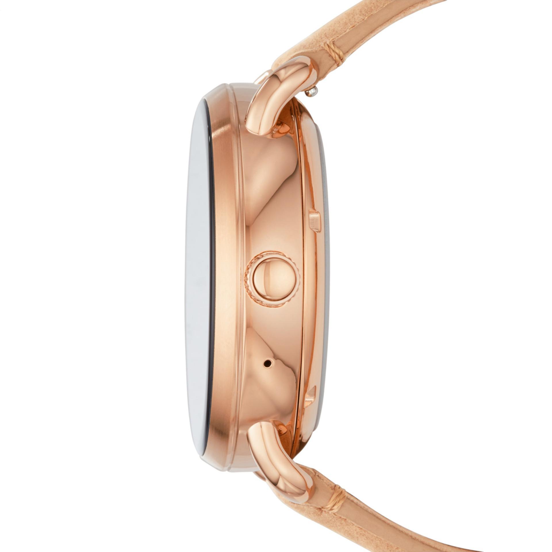 Fossil Gen 1 Smartwatch Q54 Pilot Leather Strap Ftw10051 Daftar Fs5176 2 Q Wander Ftw2102