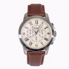 Rp 1279000 Fossil Grant Chronography FS 4735