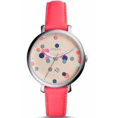 Fossil Jacqueline Polka Dot Dial Watch, ES 4134