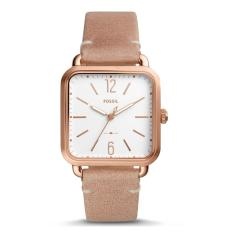 Fossil Micah Sand Leather Watch, ES 4254
