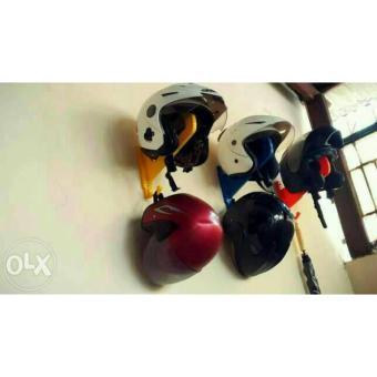 Gantungan Helm multifungsi aksesoris pengendara motor - 3