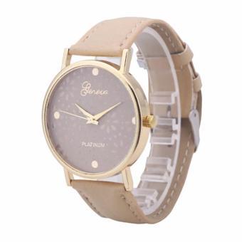 Geneva Sands Fashion Watch Gnv 1819 Silver Jam Tangan Wanita Source Geneva Jam .