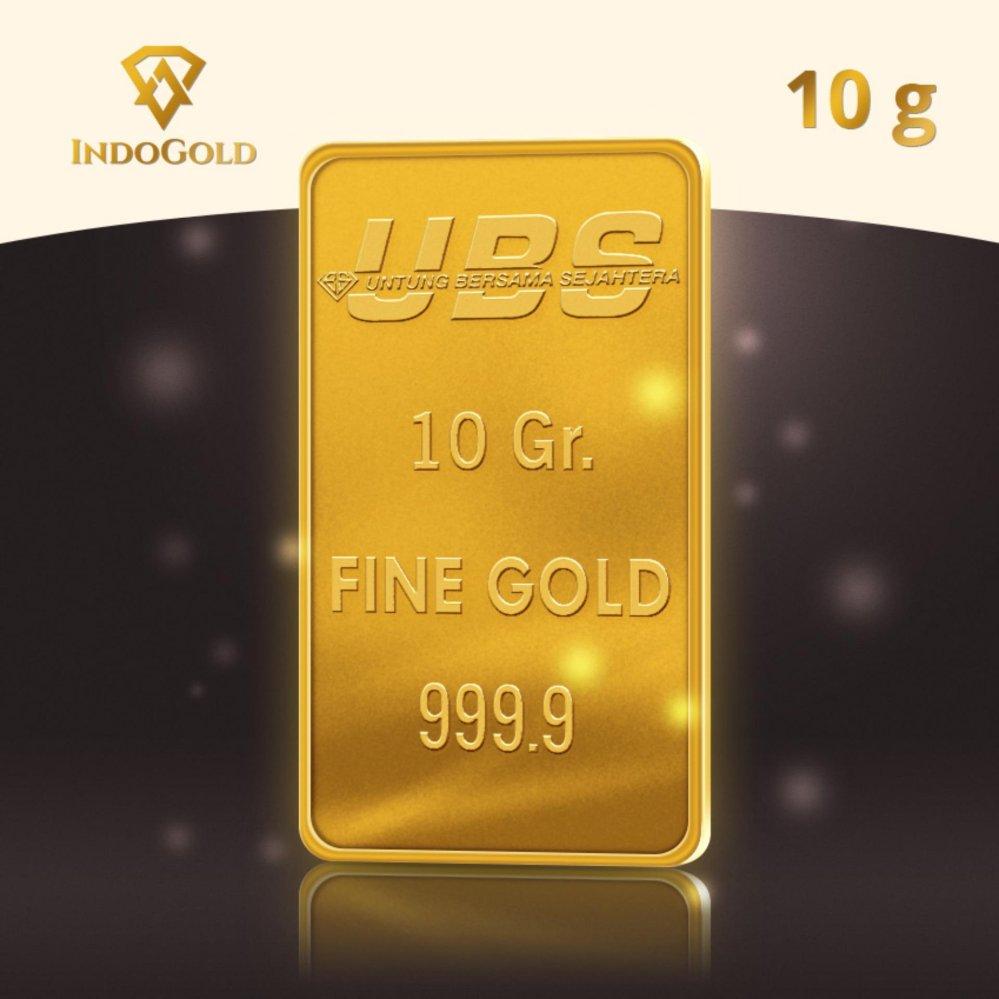 gold logam mulia emas ubs