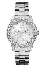 Guess Dazzler W0335L1 Analog Women's Watch - Silver