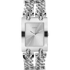 Guess Jam Tangan Wanita - Silver-  W0311L1