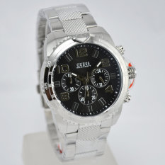 Guess W0598G2 Velocity - Jam Tangan Pria - Stainless Steel - Chronograph - Guess Watch