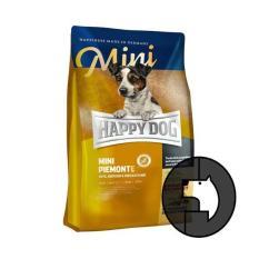happy dog supreme mini 4 kg mini adult piemonte