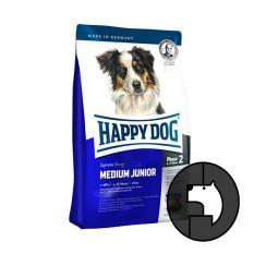 happy dog supreme young 4 kg medium junior